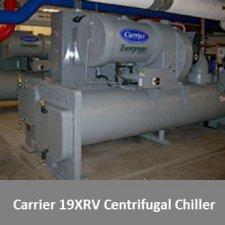 Carrier 19XRV Centrifugal Chiller 3