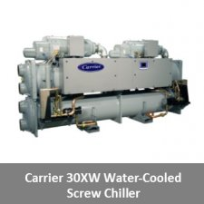 carrier-30xw-water-cooled-screw-chiller